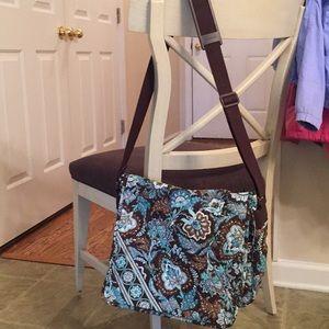 Vera Bradley laptop bag!